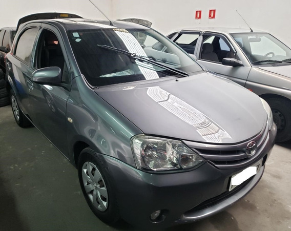 Toyota Etios X 1.3 Flex 2016 Completo - Verssat Automoveis