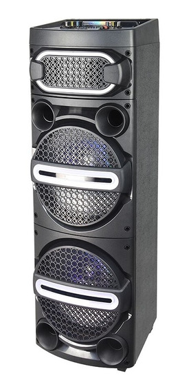 Caixa Som Bluetooth Amplificada 1000w Sub 12 Spider2 Sumay