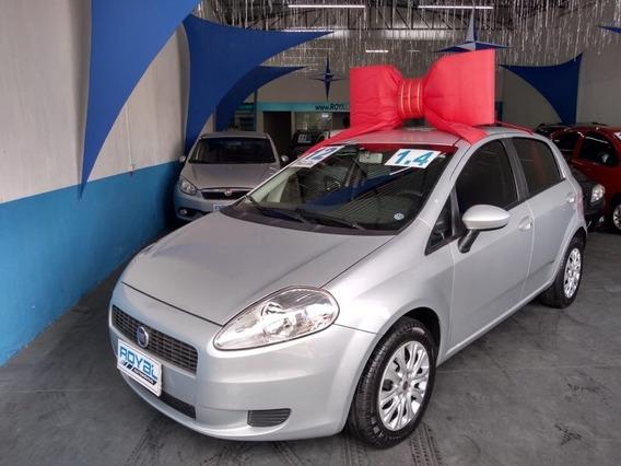 Fiat Punto Attractive 1.4 (flex) - Completo - Baixo Km