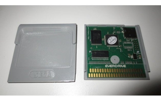 Cartucho Game Gear Impresso 3d