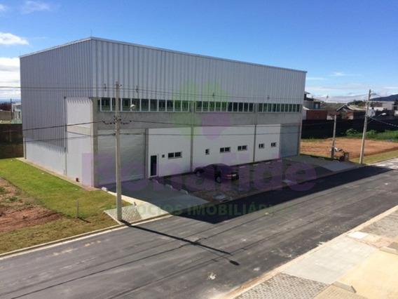 Galpão Industrial, Jacaré, Cabreúva - Gl07817 - 33128272