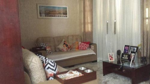 Imagem 1 de 28 de Sobrado Com 3 Dormitórios À Venda, 207 M² Por R$ 850.000,00 - Jardim Belém - São Paulo/sp - So1111
