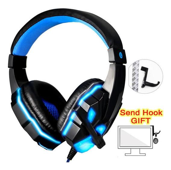Auriculares De Gaming Sy830mv Para Gamer Con Sonido
