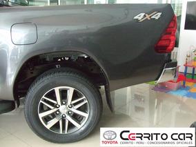 Toyota Hilux Nuevo Plan De Financiación Cuotas Desde $4.475