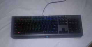 Teclado Gamer Razer Blackwidow X Chroma (1 Mes De Uso)