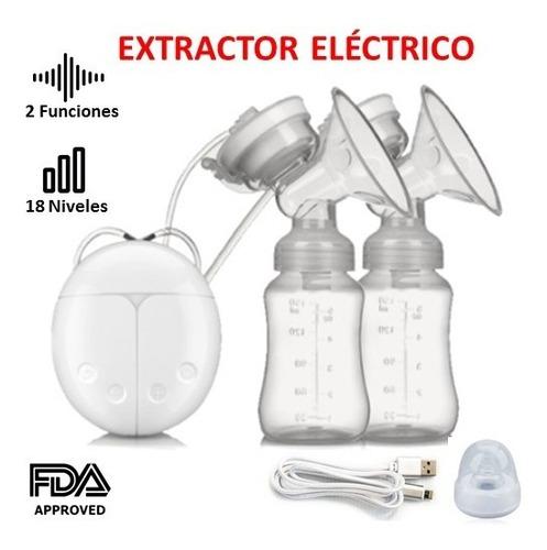 Extractor De Leche Materna Eléctrico Doble Avent Medela
