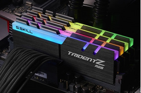 16gb Gskill Tridentz Rgb Ddr4 3600mhz . Amd Support
