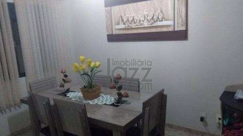 Imagem 1 de 30 de Casa Residencial À Venda, Vila Monte Alegre, Paulínia. - Ca3092