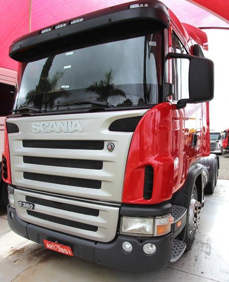 Scania G380 - 2008/08 - 6x2 I Com Pneus Novos (art 3851)