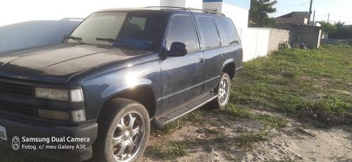 Imagem 1 de 15 de Chevrolet Silverado Grand Blaizer 5 Pes
