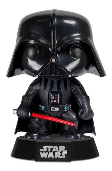 Figura Muñeco Funko Pop Star Wars Darth Vader 01