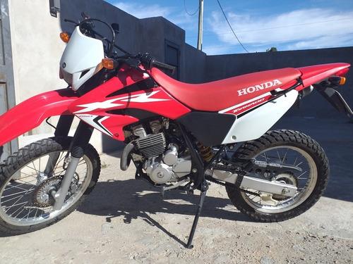 Honda  Tornado