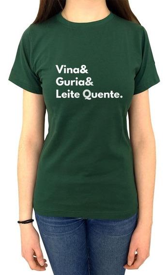 Camiseta Guria Leite Quente Curitiba