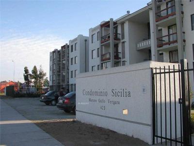 Condominio Sicilia - Calle Marcos Gallo Vergara 423 , La Serena - Departamento Dpto. 234