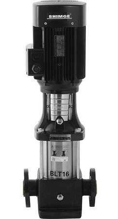 Bomba Shimge De 3 Hp Vertical Multietapa Blt4-5