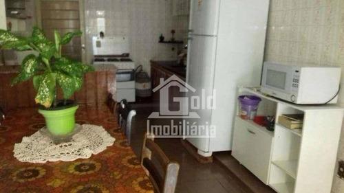 Casa Com 6 Dormitórios, 340 M² - Venda Por R$ 700.000 Ou Aluguel Por R$ 3.500/mês - Jardim Antártica - Ribeirão Preto/sp - Ca1424