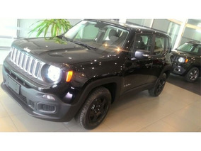 Jeep Renegade 1.8 Custom Flex 5p Completo 0km2018