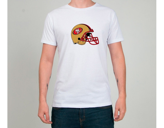 Camiseta Sublimada 49ers De San Francisco