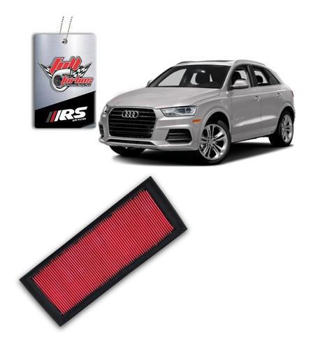 Filtro De Ar Esportivo Inbox Audi Q3 2.0 Tfsi - Rs2991