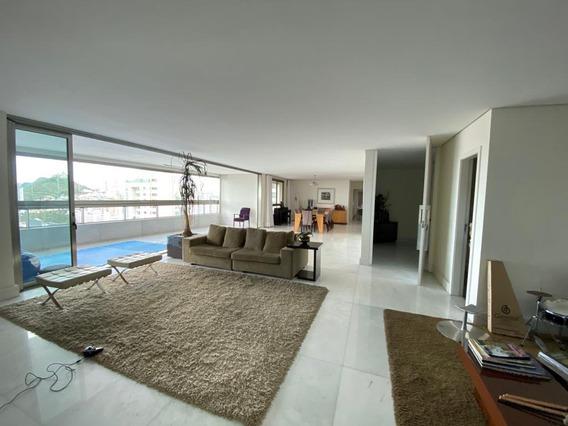 Apartamento Com 4 Suítes, Varanda Com Vista Panorâmica E Lazer Completo! - 4978