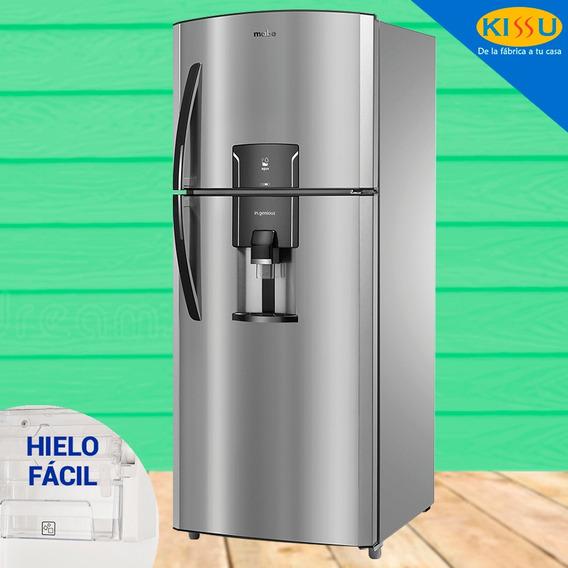 Refrigeradora Mabe 360 Litros Acero Inoxidable No Frost Disp