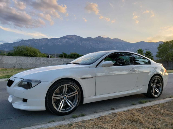 Bmw M6 V10 5.0l 507 Hp (e63) Coupe Secuencial
