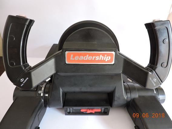 Controle Volante Multisystem Leadership Ms-300 P/a Pc Antigo