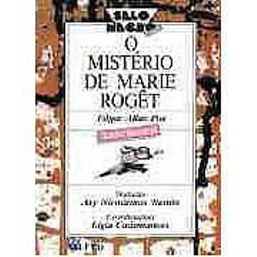 Livro - Literatura Estrangeira - O Mistério De Marie Rogêt