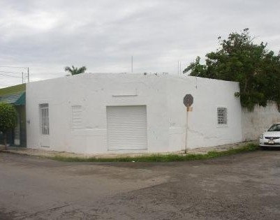 Casa En Esquina Con Uso De Suelo Comercial Col. García Ginerés. Centro Merida.