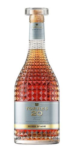 Brandy Torres 20 Años Español Botella 700 Ml