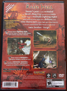 Devil May Cry 3 Special Edition / Ps2 // Wario Store