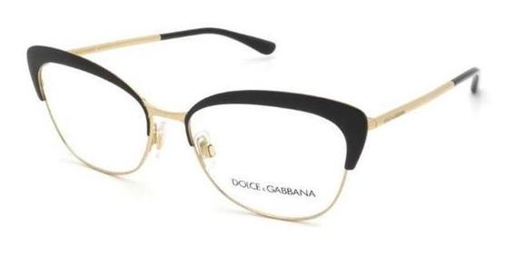 Óculos De Grau Dolce & Gabbana Dg1298 1315