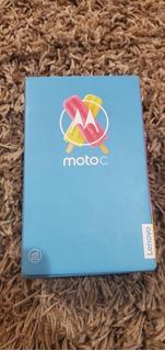 Celular Moto C Negro