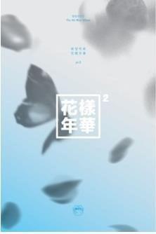 Bts - In The Mood For Love Pt.2 Version Blue 4th Mini Album