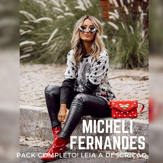 Micheli Fernandes Completo + Lucas Pinhel + Brinde++