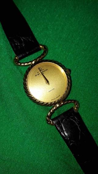 Relógio Baume Mercier Feminino Original Vintage