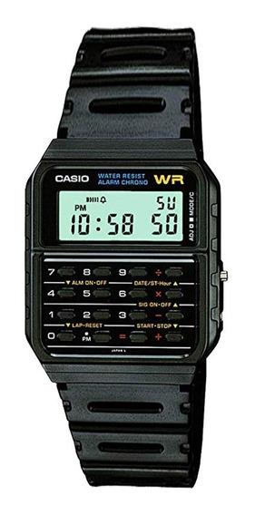Relógio Casio Calculadora Masculino Ca-53w-1z