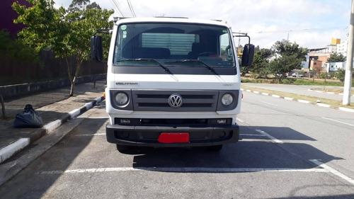 Imagem 1 de 13 de Caminhão Vw-8.160 Drc  (((ano 2016))) Com 80.000 Km Original
