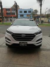 Hyundai New Tucson Blanco, Full Equipo 16000 Km. Impecable