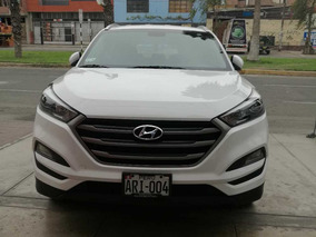 Hyundai New Tucson Blanco, Full Equipo 16000 Km. Impecable