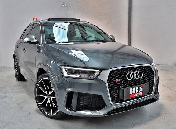 Audi Rs Q3 2.5 Tfsi Quattro 20v 340cv Gasolina 4p S-tronic