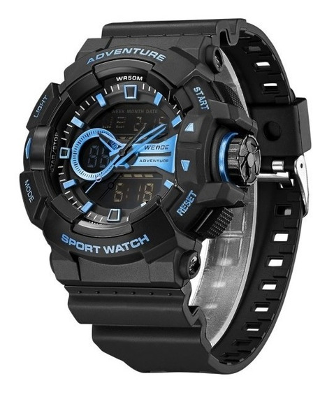 Relógio Masculino Sport Weide G-shock Original Barato Dj0096