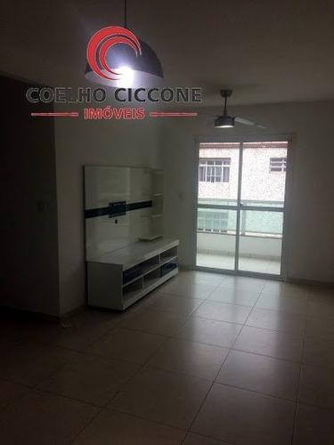 Imagem 1 de 15 de Apartamento Cobertura Em Nova Gerty - Sao Caetano Do Sul - V-3368