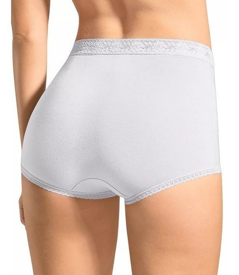 Paquete X3 Panties Leonisa 118