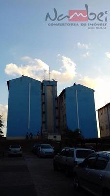Apartamento Com 2 Dormitórios À Venda, 52 M² Por R$ 75.000 - Vila Paulista I - Cidade Tiradentes - São Paulo/sp - Ap0448