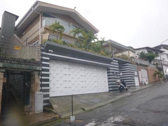 Casa En Venta Los Naranjos Del Cafetal Mls #20-17055