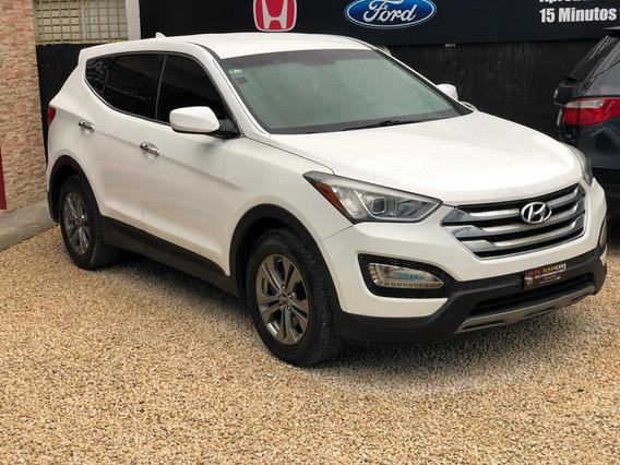 Hyundai Santa Fe Recibo Vehículos
