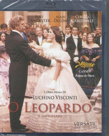 Blu-ray O Leopardo - Versatil - Bonellihq M20