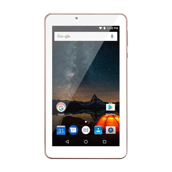 Tablet Multilaser M7s Plus Quad Core Wi-fi 7 Rosa - Nb275