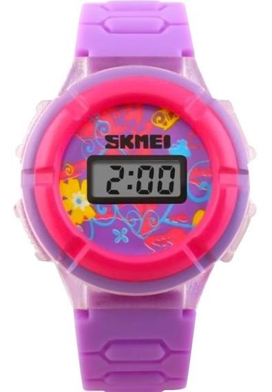 Relógio Skmei Infantil Barato Garantia Original Nfe